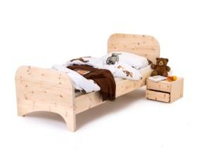 das zirbenbett by schr cker exklusive zirbenbetten. Black Bedroom Furniture Sets. Home Design Ideas