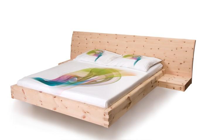 bett zirbenholz graz zirbenbetten das zirbenbett part. Black Bedroom Furniture Sets. Home Design Ideas