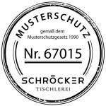 Am Bild das Musterzertifikat des Zirbenholznachtkästchen