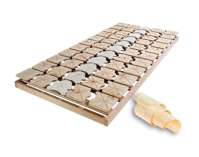 zirbentellerlattenrost zirbentellerrahmen das zirbenbett. Black Bedroom Furniture Sets. Home Design Ideas