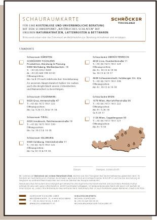 Schroecker_Tischlerei_Schauraumkarte_Grafik
